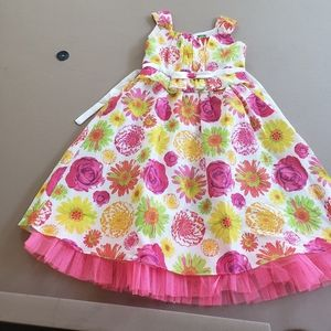 Dollie & Me girls size 10 dress